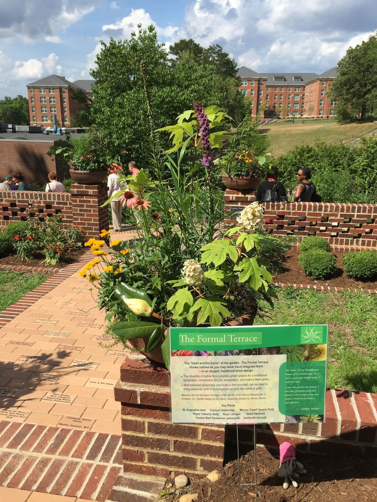 U2014UNCC Botanical Gardens Including Mellichamp Native Plant Terrace U2014Reedy  Creek Nature Center And Nature Preserve U2014The Mecklenburg County Herbarium  Located ...