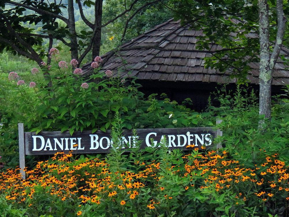 Blue Ridge Chapter - Daniel Boone Native Gardens
