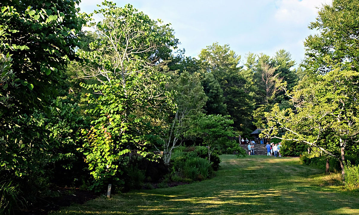 Daniel Boone Native Gardens Tour