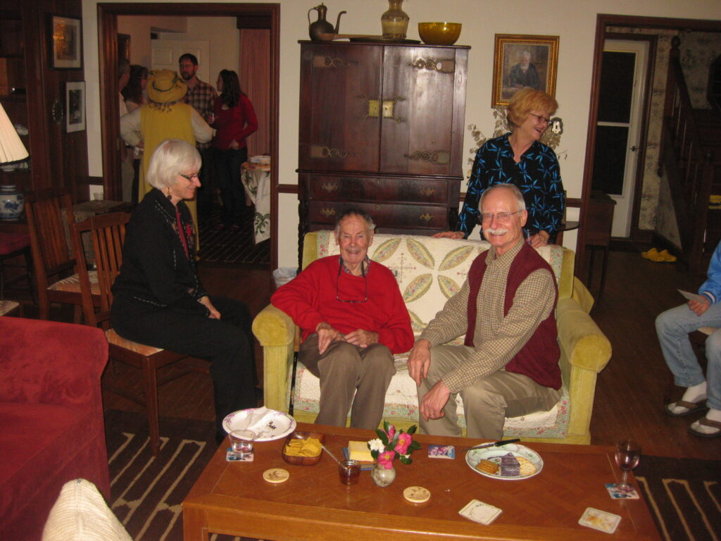 Reid Chapter annual Holiday gather